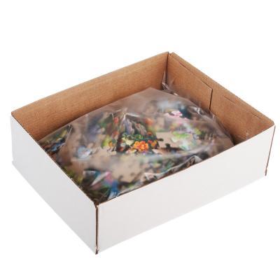 898-014 РЫЖИЙ КОТ Пазлы TOPpuzzle, 500 деталей, картон, 19х15х6,5см, 10 дизайнов