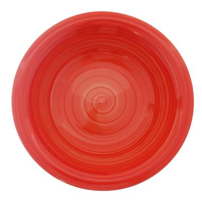 "824-007 Салатник d.17,5 см, керамика, ""Африка 5"""