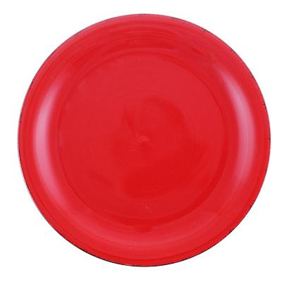 824-013 Африка6 Тарелка подстановочная, 26,5 см, керамика