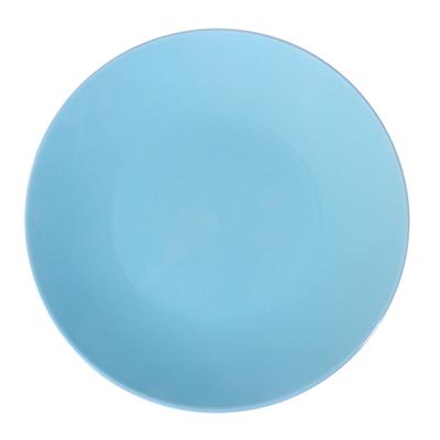 824-027 Глянец Тарелка десертная, 20см, керамика, синий