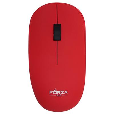 405-011 FORZA Мышь беспроводная, матовое покрытие, 2 цвета, пластик