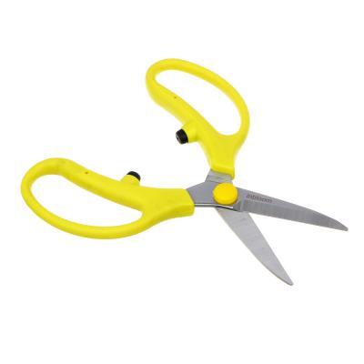 186-022 INBLOOM Ножницы для подрезки цветов 19см, сталь 4CR14, пластик