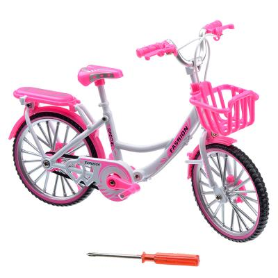 292-149 ИГРОЛЕНД Велосипед сборный, металл, 18х13х7см, 2 дизайна