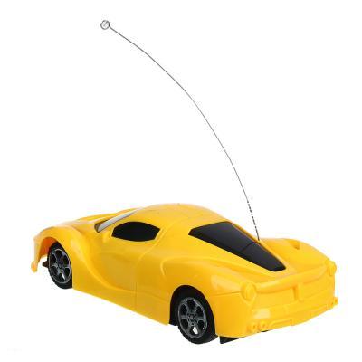293-026 ИГРОЛЕНД машинка на радиоуправлении, 1:24, 1-канальный пульт, 14х8х3,5см, 2 цвета
