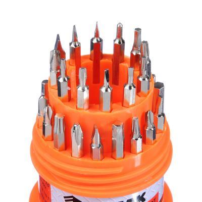 651-199 ЕРМАК Набор для точных работ, 30 бит, АБС пластик, сталь
