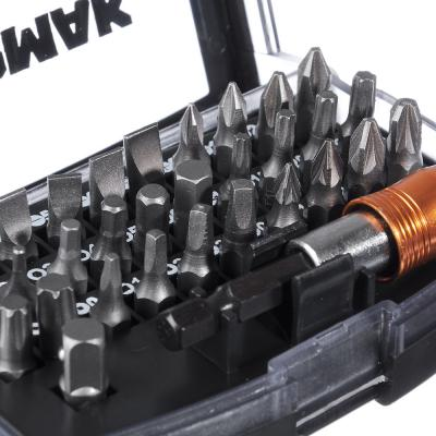 651-204 ЕРМАК Набор из 32 предметов для точных работ, АБС пластик, сталь