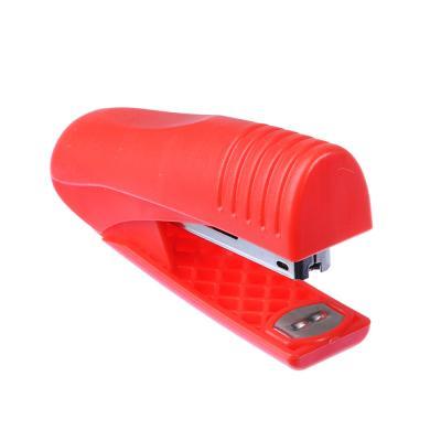 598-134 Степлер для скоб №10, 9,5x2,6см, 2 цвета, в картонной коробке