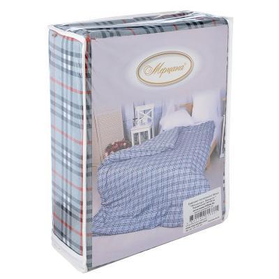 """421-226 Комплект постельного белья 1,5 (4 пр), """"Джерси"""", трикотаж, хлопок 100%"""