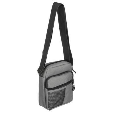 337-087 PAVO Сумка молодежная через плечо, полиэстер, пластик, 21х16х9см, 2 цвета, 2 дизайна