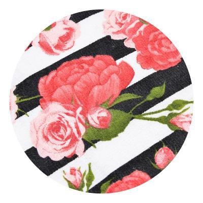 "434-051 Кухонное полотенце PROVANCE ""Розы"", 80% хлопок 20% полиэстер, 38х63 см"
