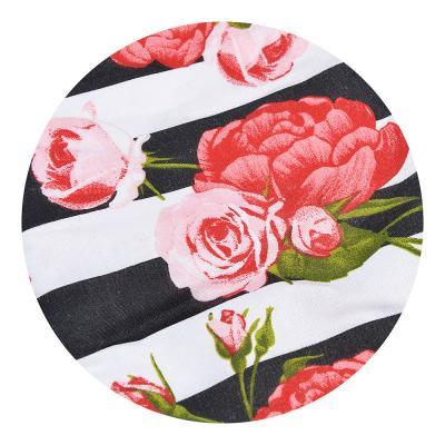493-073 Розы Прихватка-варежка, полиэстер, 27см, GC