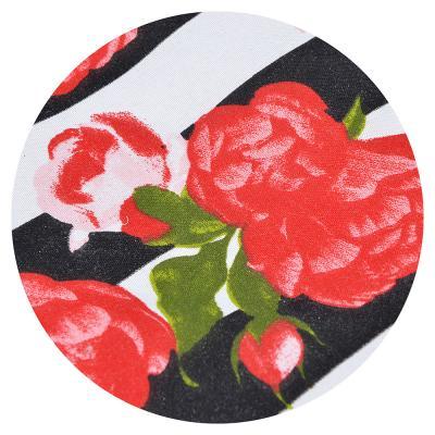 493-074 Розы Прихватка, полиэстер, 17х17см, GC