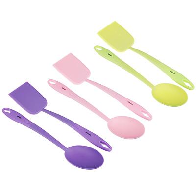"""884-462 Кухонный набор: лопатка, ложка, нейлон, SATOSHI """"Малибу"""""""
