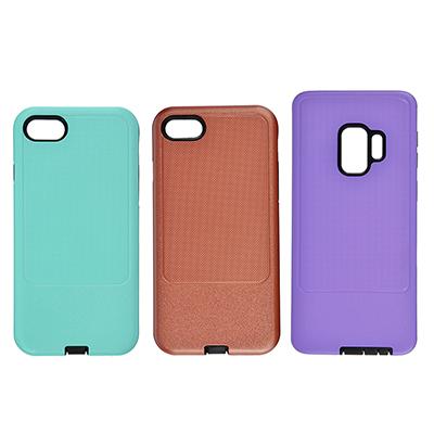 325-231 Чехол для смартфона ТПУ+ПУ, 2 модели, 3 цвета, МС19-10