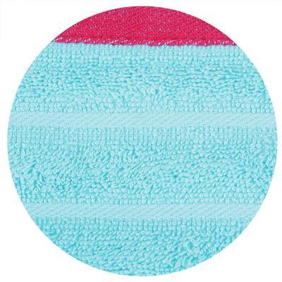 489-165 Полотенце махровое в подарочной упаковке, 100% хлопок, 50х90см, 380гр/м, 4 цвета ПГ-11104