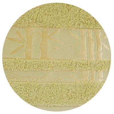 "489-168 Полотенце махровое, 100% хлопок, 50х80см, 450гр/м, ""Бамбук"", 6 цветов"