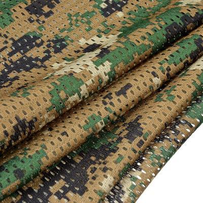 118-110 ЧИНГИСХАН Шарф антимоскитный 40х150 см, 3 цвета, полиэстер