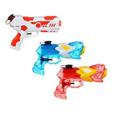 277-110 ИГРОЛЕНД Пистолет водный, пластик, 21х12см, 2-4 цвета