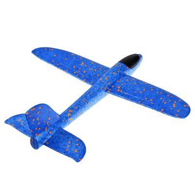 900-009 Самолет-планер, полимер, 37х9х35см, 3 цвета