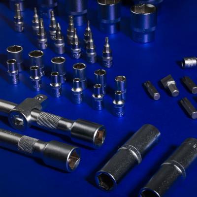 736-120 РОКОТ Набор автомобильных инструментов, 94 предмета