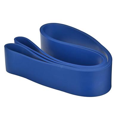 093-006 SILAPRO Силовая эластичная лента для фитнеса 208х0,45х6,4см, латекс, 60 кг