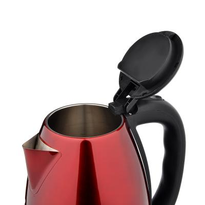 291-071 Чайник электрический 1,8 л LEBEN, 1500 Вт, нержавеющая сталь, 4 цвета