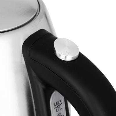 291-075 Чайник электрический 1,7 л LEBEN, 2200 Вт, нержавеющая сталь