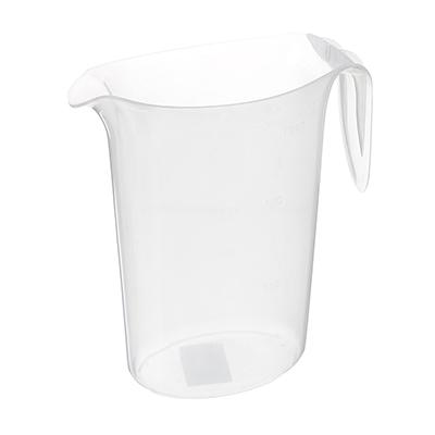 861-249 Кружка мерная пластик 1,0 л