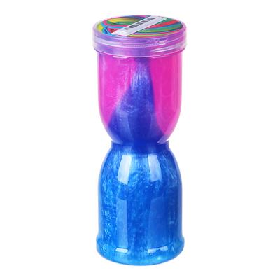 218-036 Слайм с ароматом, 20,3х5,5см, полимер, 3 дизайна, 6-8 цветов