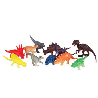 274-127 ИГРОЛЕНД Набор фигурок животных, 12шт, PVC, 12,5x17x3см, 3 дизайна