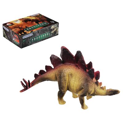 274-129 ИГРОЛЕНД Фигурка в виде динозавра, 20см, PVC, 12 дизайнов
