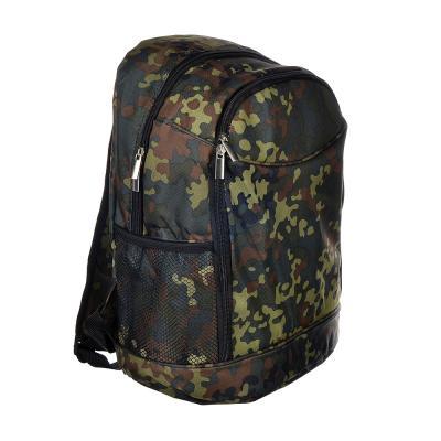 118-133 Рюкзак изотермический 20л, 600D, фольга, 30х17х40см, цвета:хаки, зеленый