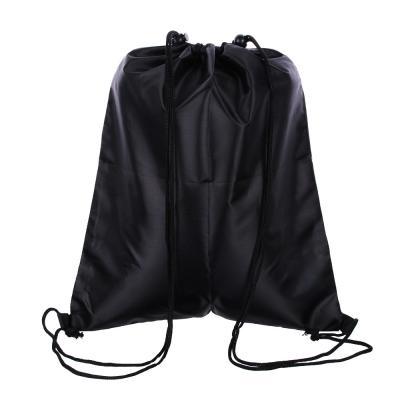 233-028 Найт хоук Мешок для сменной обуви, на завязках с фиксаторами 34,8x41,5см, полиэстер