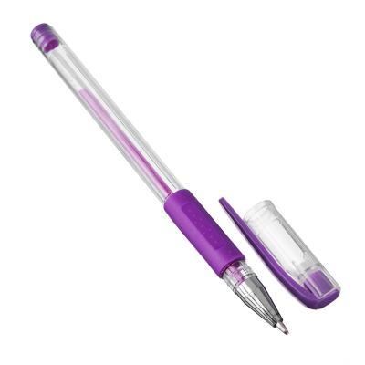 614-027 Набор гелевых ручек Спидвей 0,7мм, флуоресцентные, 6 цветов