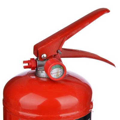 769-002 Огнетушитель порошковый ОП-2(з) АВСЕ, алюминий, масса заряда 2 кг