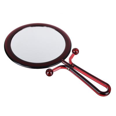 347-085 Зеркало настольное, 16х29см, пластик, стекло, 2 цвета, А-15С