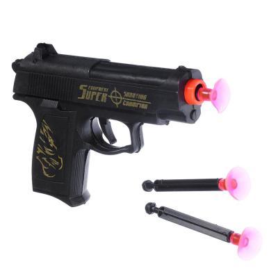 261-679 ИГРОЛЕНД Набор оружия, 6-7пр., пластик, 14х20х3см, 2дизайна