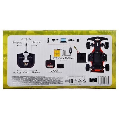 293-029 ИГРОЛЕНД Модель багги на радиоуправлении, АКБ, 24,7х13,5х11,6см, 6 дизайнов