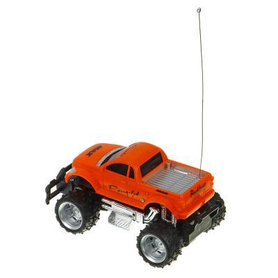 293-032 ИГРОЛЕНД Машина на радиоуправлении в виде пикапа, 5АА, ABS, TPR, PP,PE, PS, 23х14х13см
