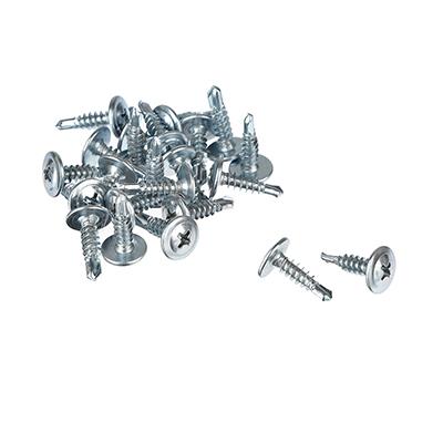 665-200 ЕРМАК Саморез ШСММ св.4,2х16, сталь, 20 шт, 665200