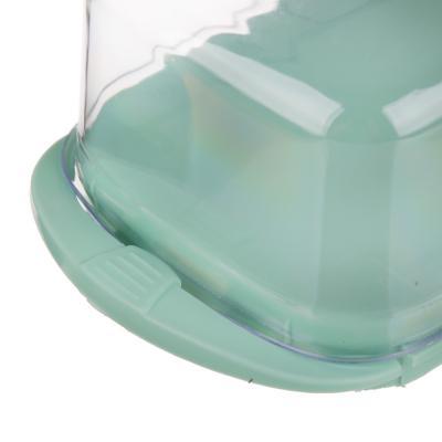 861-252 Масленка пластиковая 171х90х66 мм, 3 цвета, VETTA