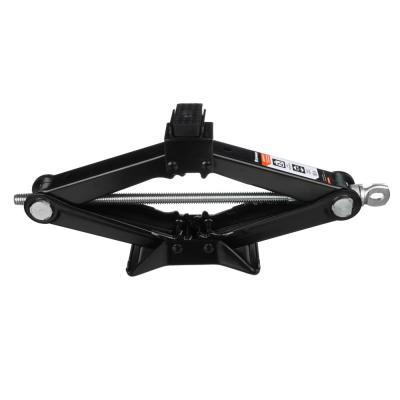 770-059 FALCO Домкрат механический ромбический 2т, высота подъема 110-395мм, резиновая площадка