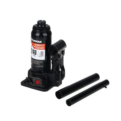 770-069 FALCO Домкрат гидравлический бутылочный 3 т, в кейсе высота подъема 158-308мм