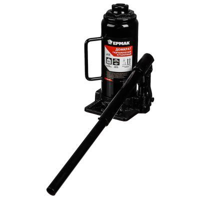 770-093 ЕРМАК Домкрат гидравлический бутылочный 10 т, высота подъема 230-460мм