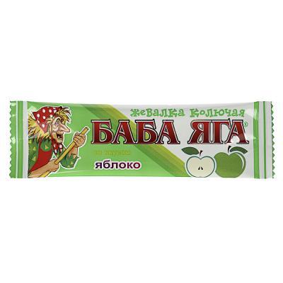 """015-090 БАД Конфета жевательная """"БАБА ЯГА"""", в ассортименте, 11г."""