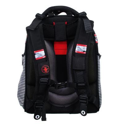 254-176 Рюкзак школьный Найт хоук 38x30x20 см, 2 отделения, эргономичная спинка, лямки регулируемые