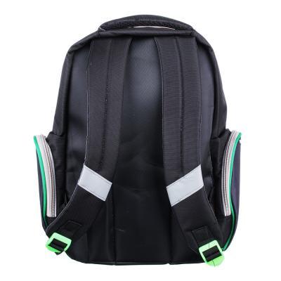 254-182 Рюкзак школьный Мегатрак 38x28x12 см, 1 отделение, уплотненная спинка и лямки
