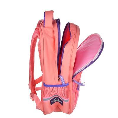 254-189 Клэвер кэтс Рюкзак школьный, улучшенный 41x31x18см, 2 отд., 3 кармана, уплотненная спинка и лямки