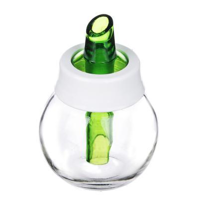 828-211 Сахарница с дозатором HEREVIN 180 мл, стекло, 3 цвета