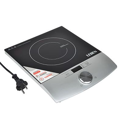 288-021 Плитка индукционная LEBEN 2000 Вт, стеклокерамика
